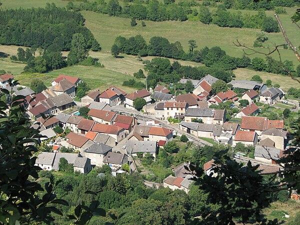 Photo de la ville Ambléon