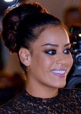 Amel Bent - Amel Bent, in 2014