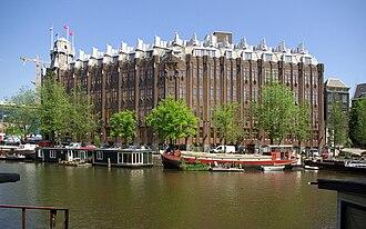 Scheepvaarthuis - Amsterdam Scheepvaarthuis (2011)