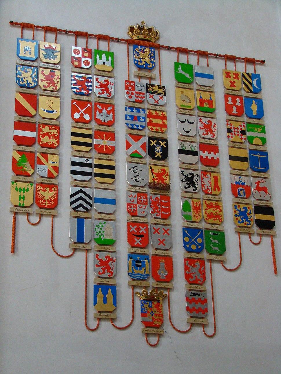 Amsterdam wapenbord