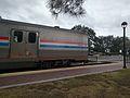 Amtrak Silver Meteor 98 at Winter Park Station (30738570524).jpg