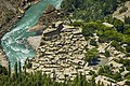 An over view of Altit village,Hunza.jpg
