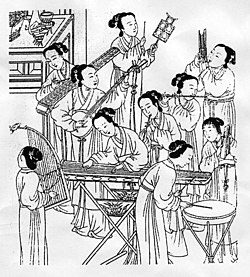 Ancient Chinese instrumentalists.jpg