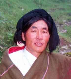 Runggye Adak Tibetan activist