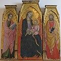 Andrea di bartolo, madonna col bambino tra santi, inizio XV sec.JPG