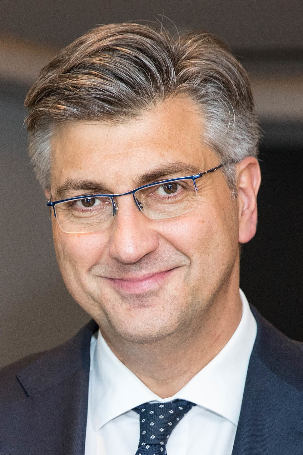 Andrej Plenković 2019 (cropped)