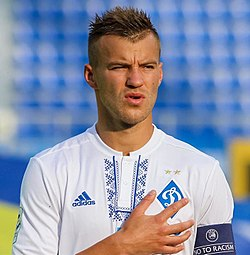 image illustrative de l'article Andriy Yarmolenko
