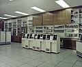 Angol utca 27., az Országos Tervhivatal számítóközpontja, ICL SYSTEM 4-70 típusú számítógép. Fortepan 99262.jpg