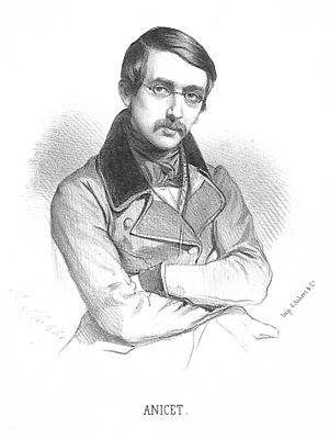 Auguste Anicet-Bourgeois - Auguste Anicet-Bourgeois, 1880