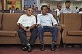 Anil Shrikrishna Manekar And Gautam Basu - NCSM - Kolkata 2017-07-31 3652.JPG
