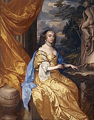 Anne Hyde, Duchess of York, 1637 - 1671. First wife of James VII and II