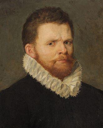 Gillis Mostaert - Portrait of Gillis Mostaert
