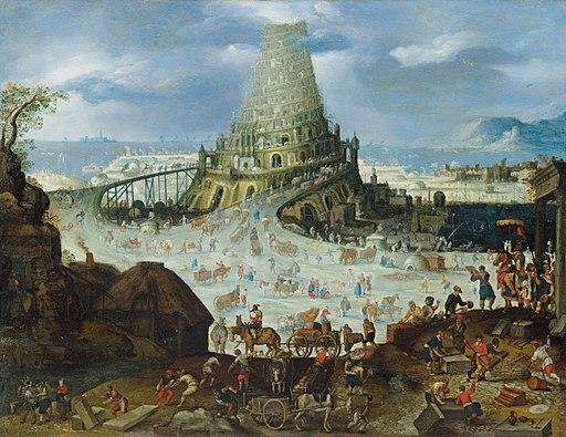 Anton Mozart - Der Turmbau zu Babel