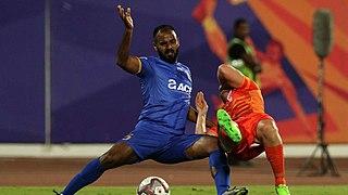 Anwar Ali (footballer, born 1984) Indian footballer
