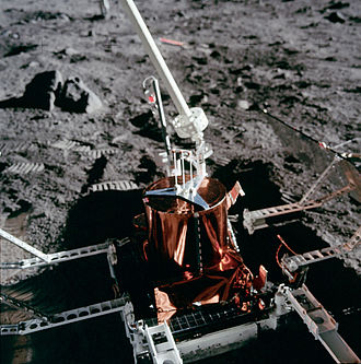 InSight - The Apollo 11 seismometer, 1969