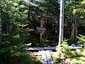 Appalachian Trail-Kenduskeag Trail junction.JPG