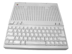 A Apple IIc Plus