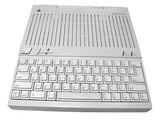 Apple IIc Plus - Image: Apple I Ic Plus (front)