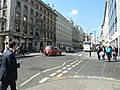 Approaching the junction of Charles II Street and Regent Street - geograph.org.uk - 2458549.jpg