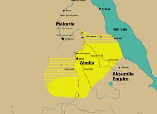 Medieval Nubian Kingdom