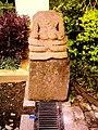 Arca Dewa Kedunguter dengan dudukan Batu, Banyumas.jpg