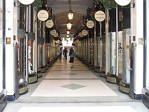 Benson & Clegg - Piccadilly Arcade, 2008