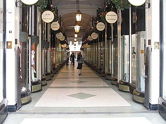 Benson & Clegg - Picaddilly Arcade, 2008