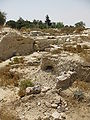 Archeological park of Ramat Rachel IMG 2304.JPG