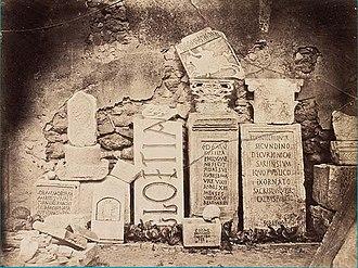Félix-Jacques Moulin - Image: Archeology Moulin