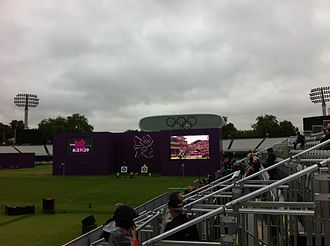 Bhutan at the 2012 Summer Olympics - The Lord's Cricket Ground, where Zam competed in her events