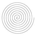 Archimedean spiral 8revolution.png