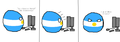 Argentina is of white European.png