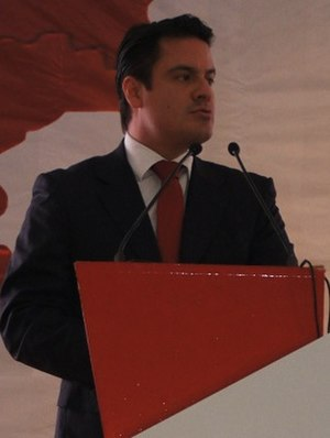Governor of Jalisco - Image: Aristoteles Sandoval D