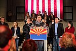 Arizona Governor Doug Ducey Speaks At Prescott Election Eve Rally (44875855495).jpg