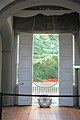 Arlington House - Main Hall - rear doors - earthquake damage - 2011.jpg
