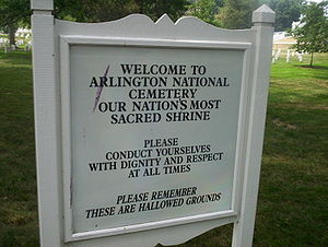 Arlington National Cemetery, Arlington, Virgin...
