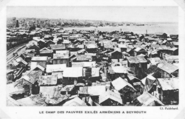 Armenian refugee camp in beyrouth