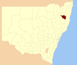 Armidale Dumaresq Shire Local government area in New South Wales, Australia