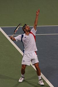 Arnaud Clément Jeux olympiques 2008.jpg