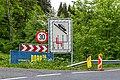 Arnoldstein Krainberg Wurzenpassstraße Verkehrsschilder 25052020 9129.jpg