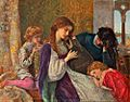 Arthur Hughes - A Music Party.jpg