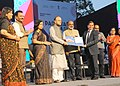 """Arun Jaitley at the Official Closing Ceremony of """"Paryatan Parv – Grand Finale', organised by Mo Tourism in collaboration with other Central Ministries, State Governments and Stakeholders, in New Delhi.jpg"""