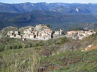 Ascros Commune in Provence-Alpes-Côte dAzur, France