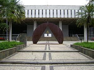Legislative Assembly of Minas Gerais - Image: Assembleia