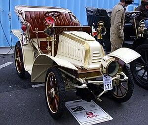 Ateliers de Construction Mecanique l'Aster - Aster automobile 1902