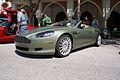 Aston Martin DB9 Volante 2006 Roadster LFront CECF 9April2011 (14597635441).jpg