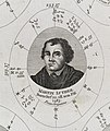Astrological birth chart for Martin Luther Wellcome L0040346.jpg