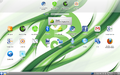 Asturix 3 snapshot with netbook launcher.png