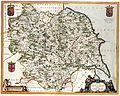 Atlas Van der Hagen-KW1049B11 033-DVCATVS EBORACENSIS Anglice YORKSHIRE..jpeg