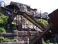 Au pied de l'escalier du Faubourg, Qc.jpg